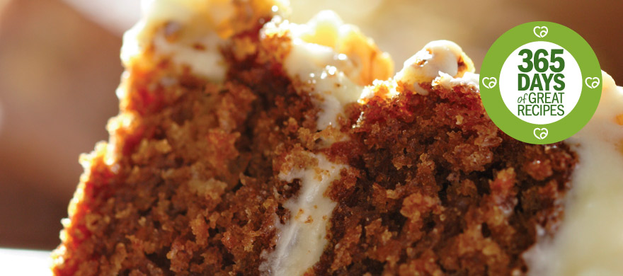 Carrot Cake With Dark Brown Sugar And Self Raising Flour