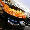 High-heat cooking