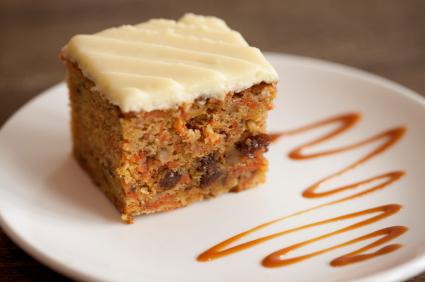 Carotino Carrot Cake