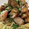 Mushroom-Liguini
